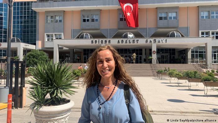 Ausreisesperre gegen Sängerin Hozan Cane in Türkei aufgehoben