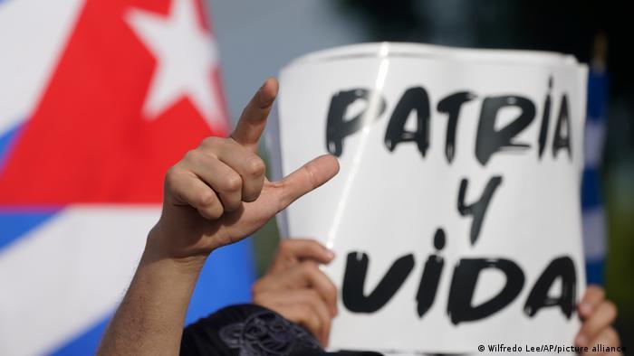 Após protestos sem precedentes nos últimos 62 anos, a tensão pode ser sentida no ar  em Cuba