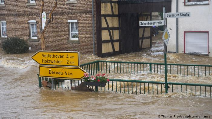 Deutschland | Unwetter in Rheinland-Pfalz