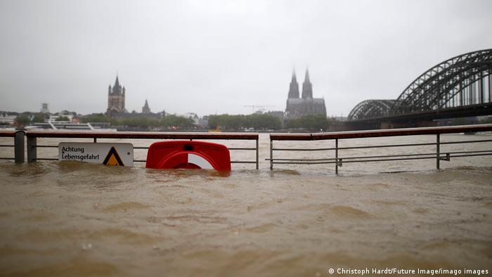 जर्मनी में बाढ़