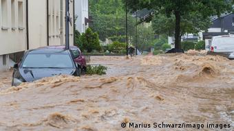 Deutschland Unwetter