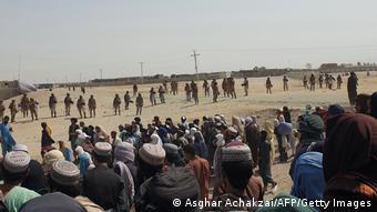 Pakistan-Afghanistan Grenzkonflikt