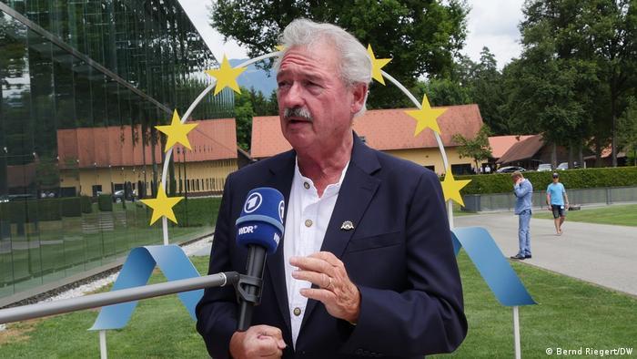Jean Asselborn, ministri i jashtëm i Luksemburgut, është për pranimin e refugjatëve afganë (Foto nga arkivi)
