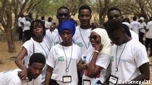 Dakar, Senegal, Jugend Initiativ Klimawanderung. ***Nutzung nur für das Magazine 77%!