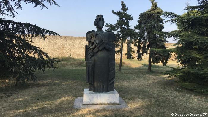 Spomenik Despotu Stefanu, Beograd
