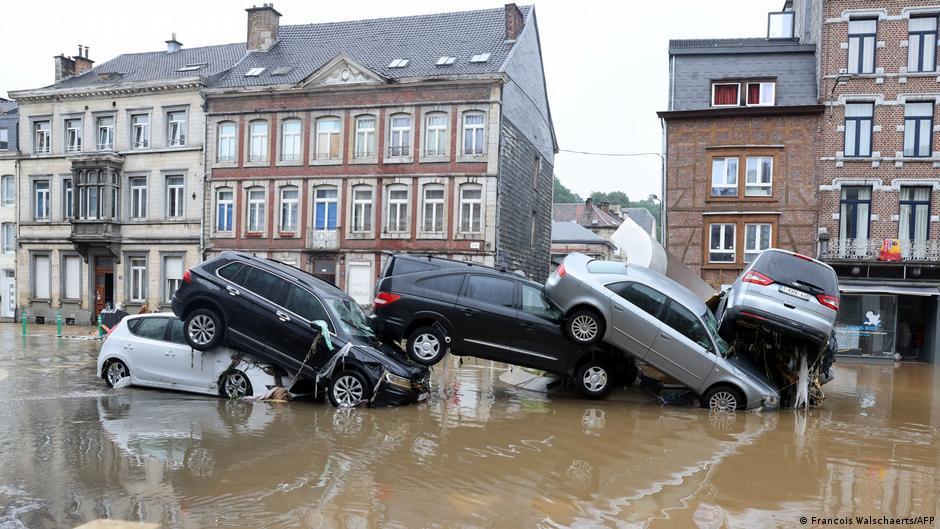 Бельгия после катастрофы: очень много вопросов