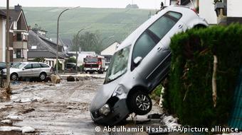 Γερμανία   Ρηνανία Παλατινάτο πλημμύρες