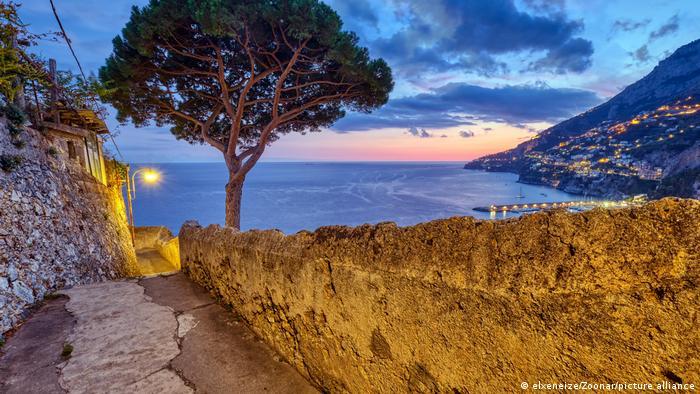 Italien Amalfiküste Amalfi