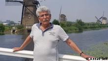 Nasim Kahksar - iranischer schriftsteller