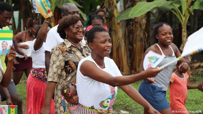 São Tomé und Príncipe Präsidentschaftswahlkampf 2021 |