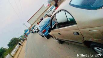 Angola Treibstoffmangel in Cabinda