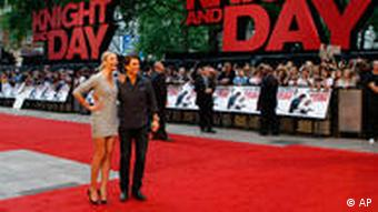 Filmpremiere Knight & Day in London