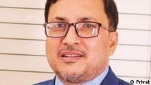 ***ACHTUNG: Bildqualität! Verwendung nur innerhalb des Artikels*** Professor Dr Abul Bashar Mohammad Khurshid Alam is the Director General of Health Directorate of Bangladesh.