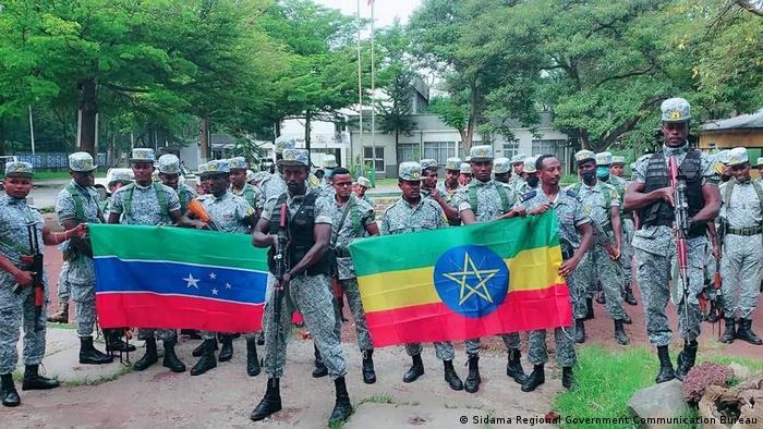 Äthiopien Hawassa  SNNP, Sidama