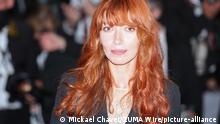 July 10, 2021, Cannes, Provence Alpes Cote d'Azur, France: Kira KOVALENKO attends the screening of 'Flag Day' by Sean PENN during the 74th annual Cannes Film Festival on July 9th 2021 in Cannes, France (Credit Image: © Mickael Chavet via ZUMA Wire