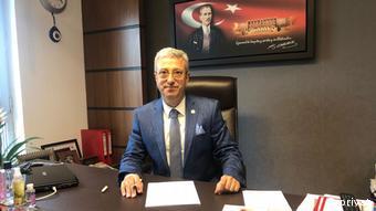 CHP Mersin Milletvekili Alpay Antmen