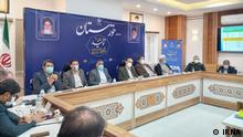 Iran Wasserknappheit in Provinz Khusiztan Q.: IRNA L.: frei