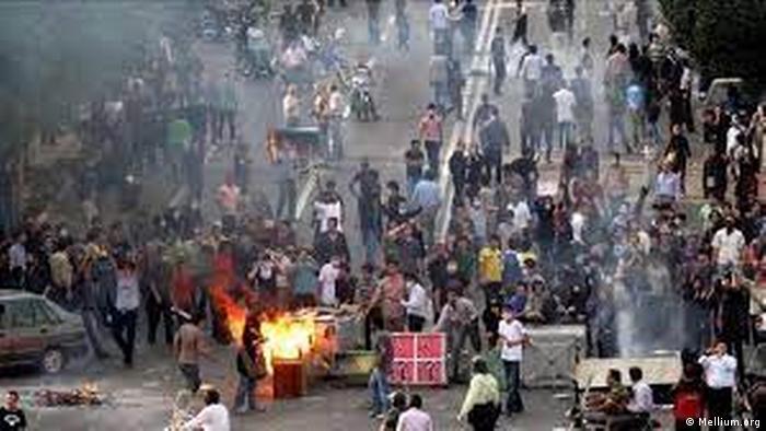 اعتراضات خوزستان در چند روز گذشته
