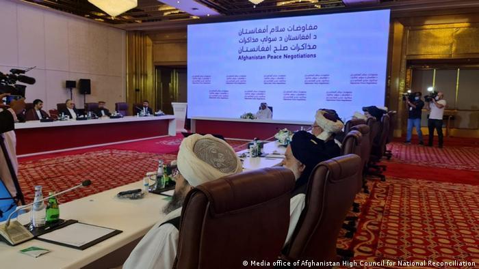 Katar   Friedensgespräche in Doha