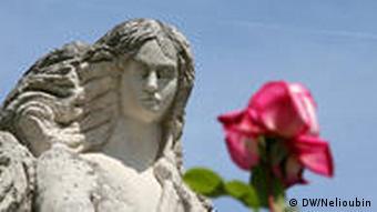 Statue of the siren Lorelei