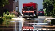 在德国,冲在消防救援工作最前线的大多是志愿者
