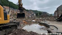 Belgian floods Pepinster Date: 17 July 2021