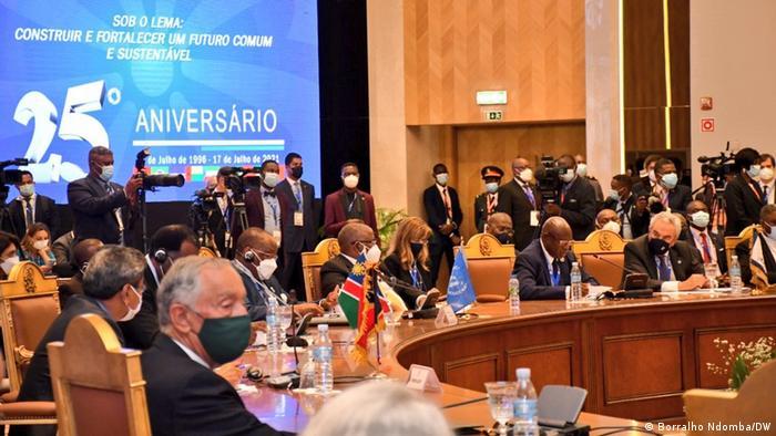 Angola |Gipfel der CPLP in Luanda