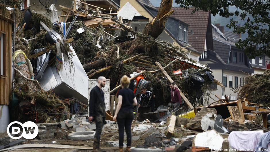 Medien: Landkreis Ahrweiler missachtete Hochwasserwarnungen