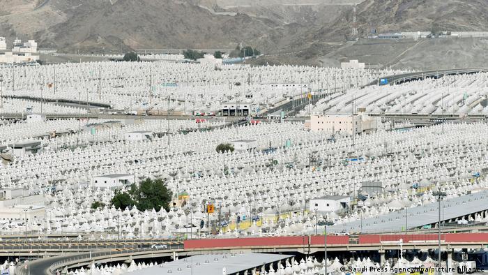 Saudi-Arabien | Vor der Hadsch-Pilgerfahrt nach Mekka