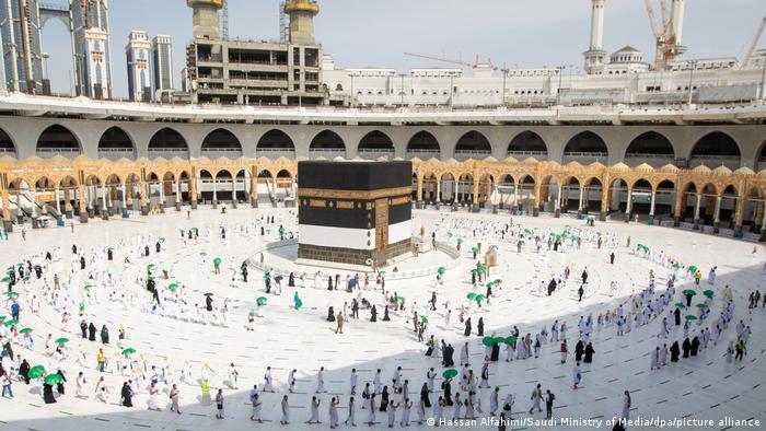 Saudi-Arabien | Hadsch-Pilgerfahrt nach Mekka
