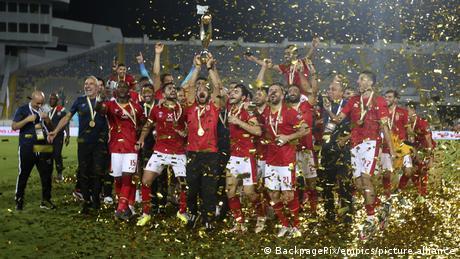 الأهلي يفوز بلقب دوري ابطال إفريقيا
