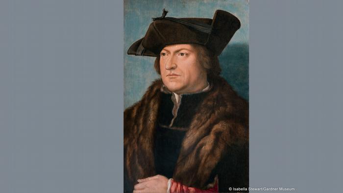 Портрет мужчины, 1521-й год
