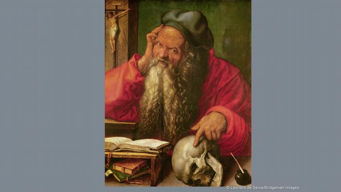 Святой Иероним, 1521-й год