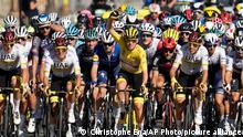 Tour de France | Etappe 21 | Champs Elysees | Team UAE
