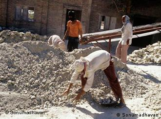 Asbestos use is growing in developing countries such as India