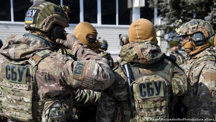 У СБУ заявили про затримання двох співробітників служби, причетних до нападу на прикордонний наряд