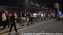 19.07.2021 Coronavirus - Mon Jul 19, 2021. People queue up for the Egg nightclub in London, after the final legal coronavirus restrictions were lifted in England at midnight. Picture date: Monday July 19, 2021. See PA story HEALTH Coronavirus. Photo credit should read: Jonathan Brady/PA Wire URN:61024317