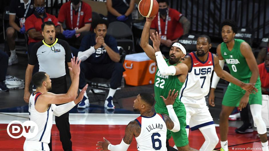 Tokyo 2020: Nigeria pinning basketball hopes on American diaspora | Sports| German football and major international sports news | DW
