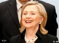 美国国务卿希拉里·克林顿在东盟峰会上表示关注南海问题