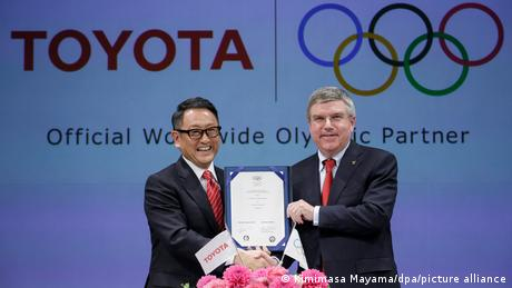 Tokyo 2020: Major sponsor Toyota distances itself from Olympic Games