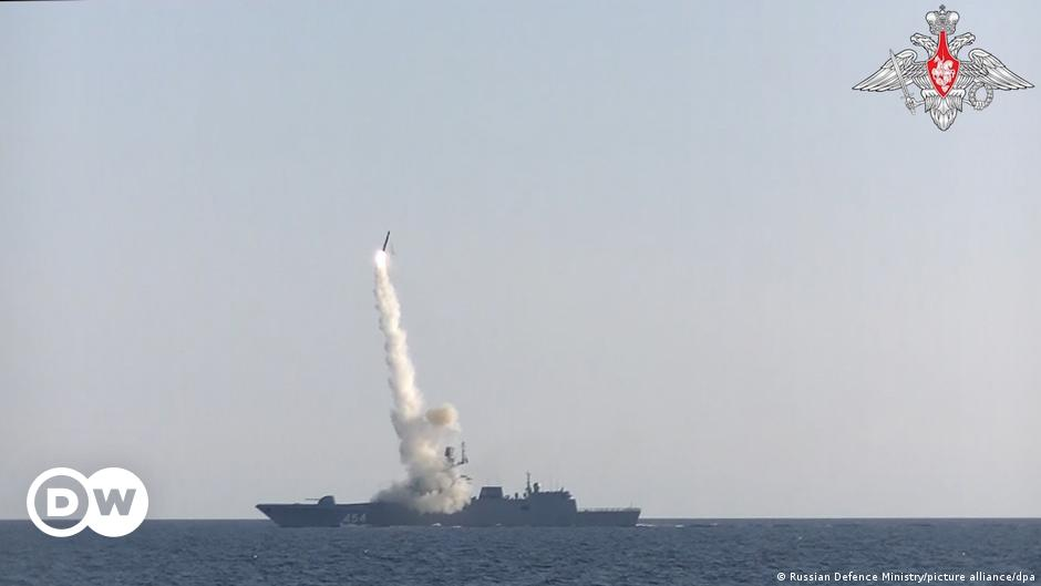 Russia successfully launches test hypersonic cruise missile