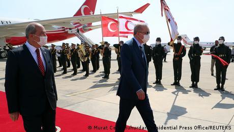 """""""Προεδρικό"""" και """"βουλή"""" τα χαρμόσυνα νέα του Ερντογάν"""