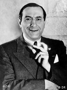 O diretor Ernst Lubitsch