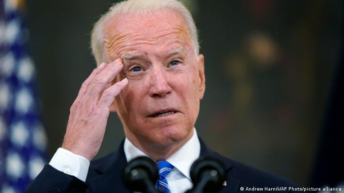 USA Washington | Präsident | Joe Biden