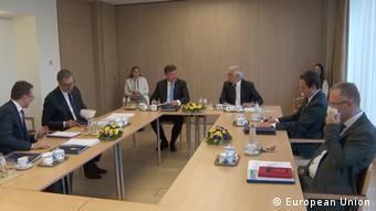 EU Belgrad - Pristina - Dialog Still