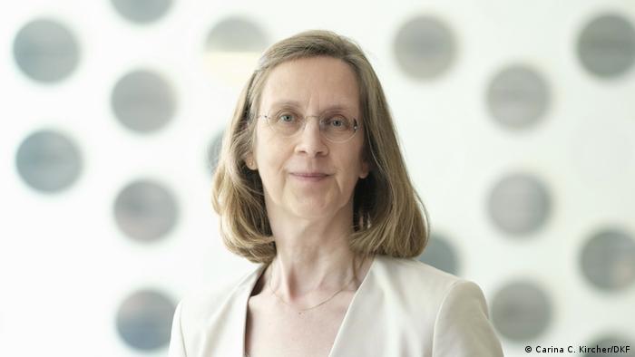 Susanne Weg-Remers vom Deutschen Krebsforschungszentrum DKFZ