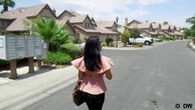 Wohnungsbauboom in den USA