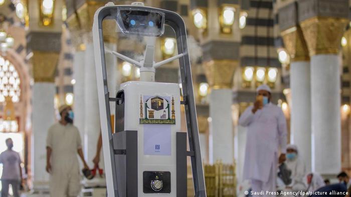 Saudi-Arabien   Hadsch-Pilgerfahrt nach Mekka