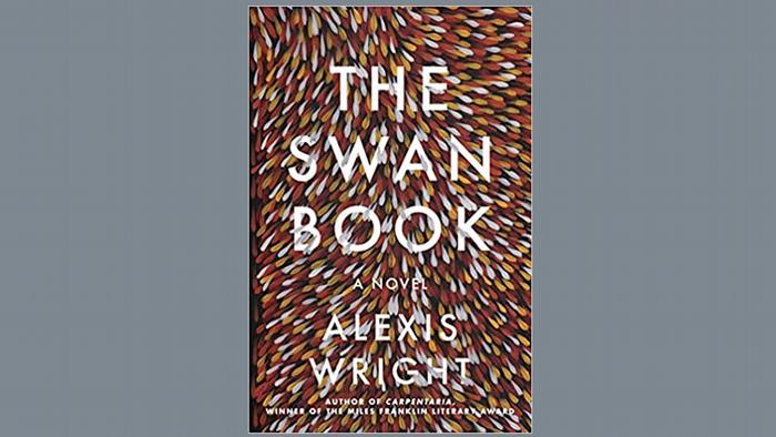Book cover of The Swan Book by Alexis Wright