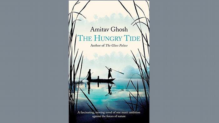 Buchcover von The Hungry Tide von Amitav Ghosh